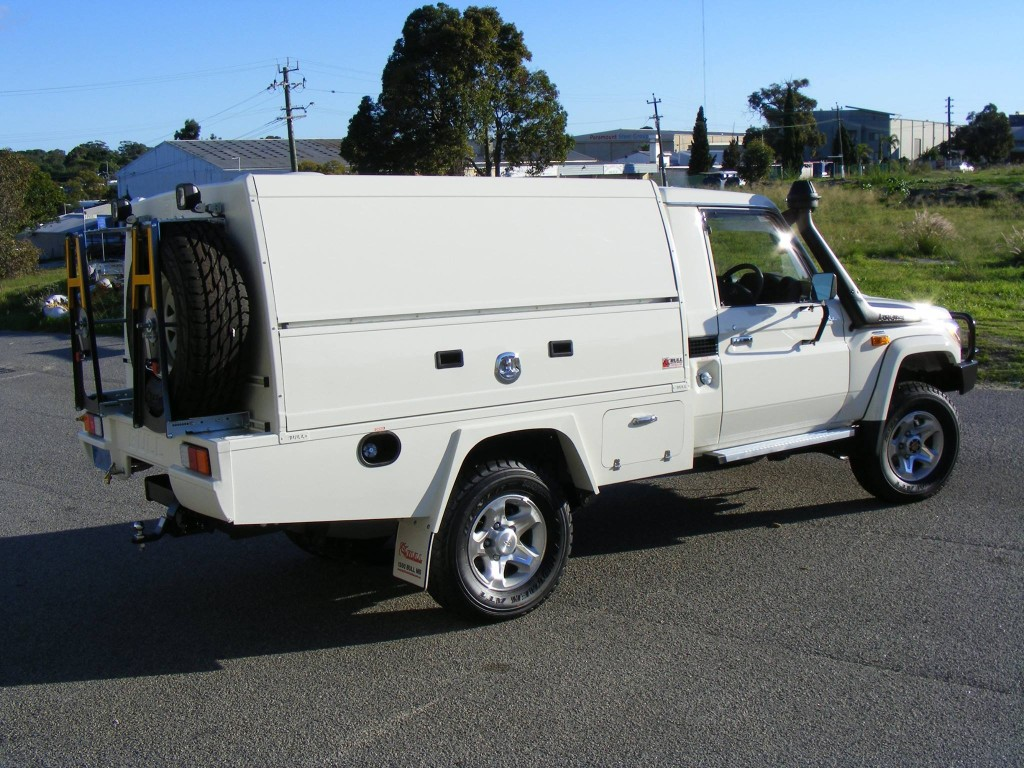 Bull Motor Bodies | Your Ute, Your Business, Our Passion
