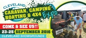 Cleveland Caravan and Camping Show