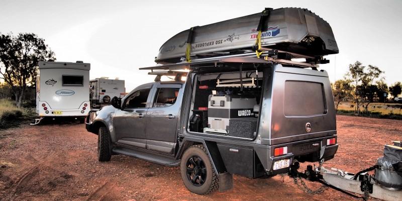Camper Module - Explore Australia